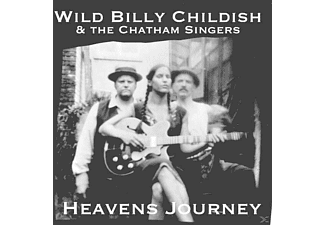 Wild Billy Childish - Heavens Journey - (CD)