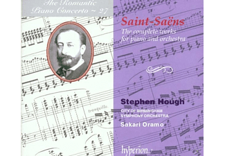 CITY OF BIRMINGHAM SYMPH. ORCH. Hough, Oramo, St./City Of Birm.Symp./+ Hough - Romantic Piano Concerto Vol.27 - (CD)