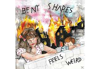 Bent Shapes - Feels Weird [CD]