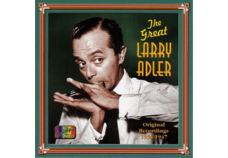 Adler Larry - The Great Larry Adler - (CD)
