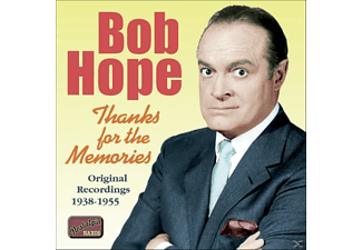 Bob Hope - Thanks For The Memories - (CD)