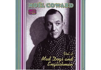 Noel Coward - Mad Dogs And Englishmen - (CD)