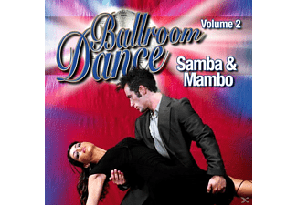 VARIOUS - Ballroom Dance Vol.2-Samba And Mambo [CD]