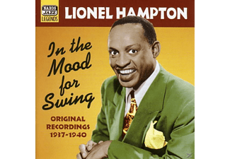 Lionel Hampton - In The Mood For Swing - (CD)