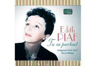 Edith Piaf - Tu Es Partout - (CD)