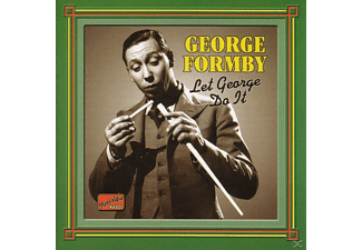 George Formby - Let George Do It - (CD)
