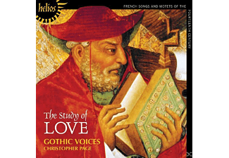 Christopher Page, Gothic Voices - The Study of Love - (CD)