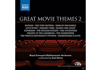VARIOUS, Carl/royal Liverpool Philharmonic Orchestra Davis - Grosse Filmthemen Vol.2 - (CD)