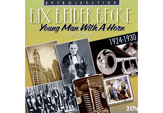 Bix Beiderbecke - Bix Beiderbecke-His 52 Finest - (CD)