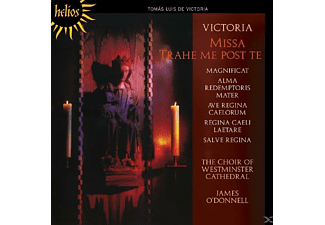 J./The Choir of Westminster Cathedral O'donnell - Missa Trahe Me Post Te & Motetten - (CD)