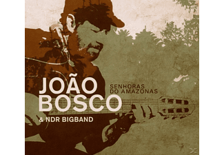 Joao & Ndr Bigband Bosco - Senhoras Do Amazonas [CD]