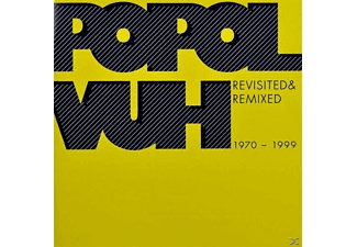 Popol Vuh - Revisited & Remixed 1970-1999 - (CD + Bonus-CD)