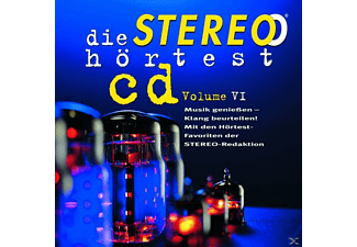 VARIOUS - Stereo Hörtest Vol.6 - (CD)