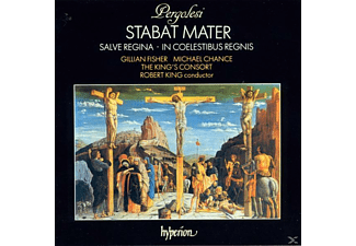 Robert/kic King - Stabat Mater/Salve Regina - (CD)