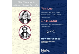Howard Shelley: Tasmanian Symphony Orchestra - Romantic Piano Concerto Vol.51 - (CD)