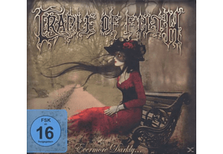Cradle Of Filth - EVERMORE DARKLY - (CD + DVD Video)