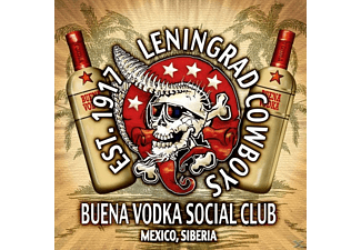 Leningrad Cowboys - Buena Vodka Social Club - (CD)