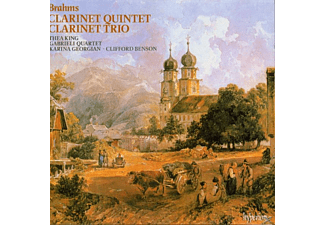 Thea King - Klarinettenquintett/Klar.Trio - (CD)