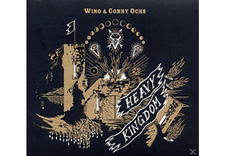 Wino And Conny Ochs - Heavy Kingdom - (CD)
