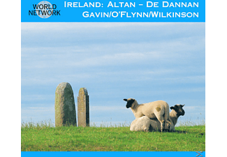 VARIOUS, Altan/O'Flynn/Wilkinson - 16 Ireland - (CD)
