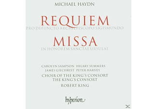 Sampson/Gilchrist/King/KIC/+ - Requiem/Missa In Honorem - (CD)