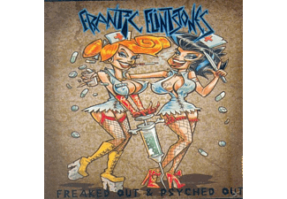 Frantic Flintstones - Freaked Out & Psyched Out - (CD)