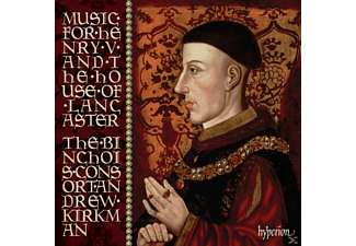 A./BINCHOIS CONSORT Kirkman - Music For Henry V And The House Of Lancaster - (CD)