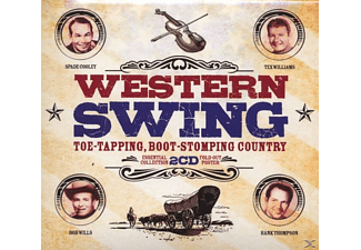 VARIOUS - Western Swing-Essential Collection - (CD)