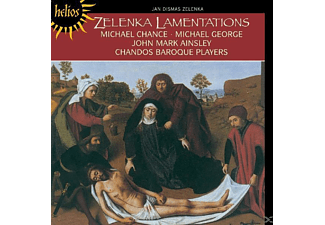 Chance,M./Ainsley,J.M./+ - The Lamentations Of Jeremiah - (CD)