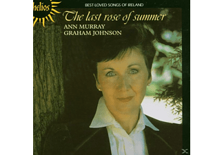 Ann Murray, Murray,Ann/Johnson,Graham - The Last Rose Of Summer - (CD)