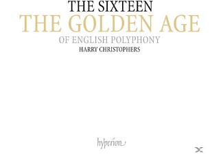 Harry Christophers - The Sixteen The Golden Age of English Polyphony - (CD)