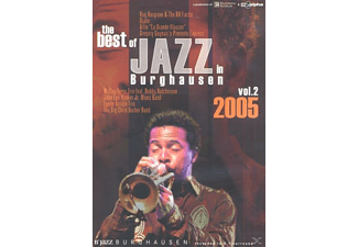 VARIOUS - Best Of Jazz In Burghausen Vol.2 [DVD]