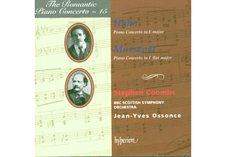 COOMBS, S./OSSONCE, J.-Y./BBCS - Romantic Piano Concerto Vol.15 - (CD)