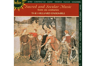 Hilliard Ensemble - Sacred & Secular Music - (CD)