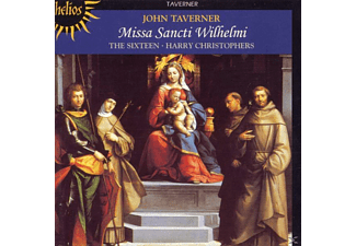 Harry Christophers, Sixteen,The/Christophers,Harry - Missa Sancti Wilhelmi - (CD)