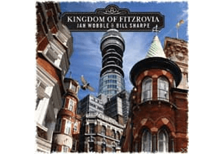 Wobble,Jah/Sharpe,Bill - Kingdom of Fitzrovia - (CD)