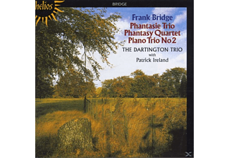 P. Ireland, The Dartington Trio, Ireland,P./Dartington Trio,The - Phantasie Trio/Phantasy Quartet - (CD)