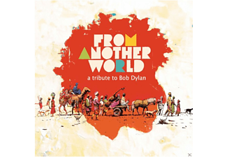 VARIOUS - From Another World: A Tribute to Bob Dylan - (CD)