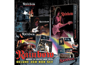 Rainbow - Down To Earth Tour '79 - (CD)