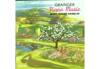 Marc Hamelin - Klaviermusik - (CD)