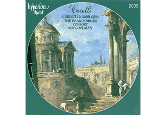 The Brenburg Consort, Roy/brandenburg Consort Goodman - Concerti Grossi, Op.6 - (CD)