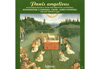 Westminster Cathedral Choir - Panis Angelicus - (CD)