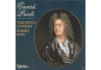 The King´s Consort - Essential Purcell - (CD)