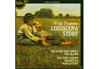 The New London Orchestra, Corp, New London Orchestra - Corp - Louisiana Story - (CD)