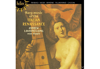 Lawrence, Andrew Lawrence-King - Harfenmusik Ital.Renaissance - (CD)