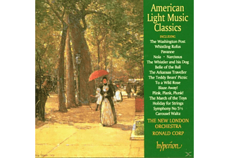 Ronald Corp, NEW LONDON ORCH. - American Light Music Classics - (CD)
