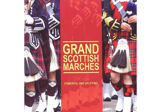 Various/Scotland, V/A Scotland - Grand Scottish Marches - (CD)