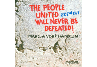 Marc Hamelin - People United/North Am.Ballads - (CD)