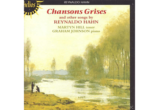 Hill,Martyn/Johnson,Graham - Chansons Grises And Other Songs - (CD)