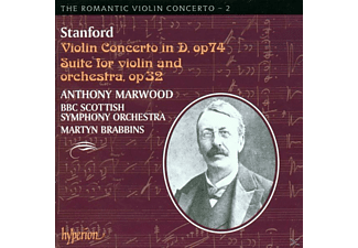 Brabbins, Bbcs, Marwood - Romantic Violin Concerto V.02 - (CD)